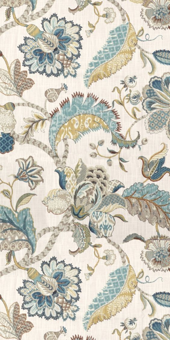 Ordinary French Country Fabrics Part - 12: Gorgeous Pattern. Master Bedroom?