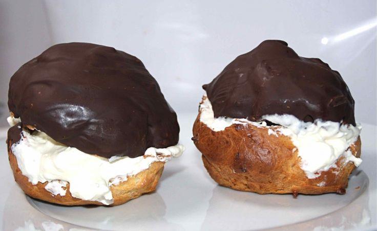 moorkoppen whipped cream chocolat gebak recepten