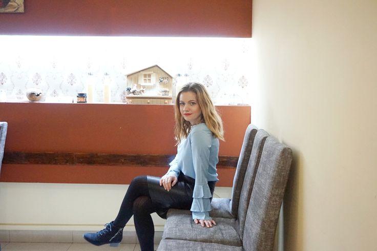 Ținută confortabilă pentru un eveniment în familie - Lory's Blog