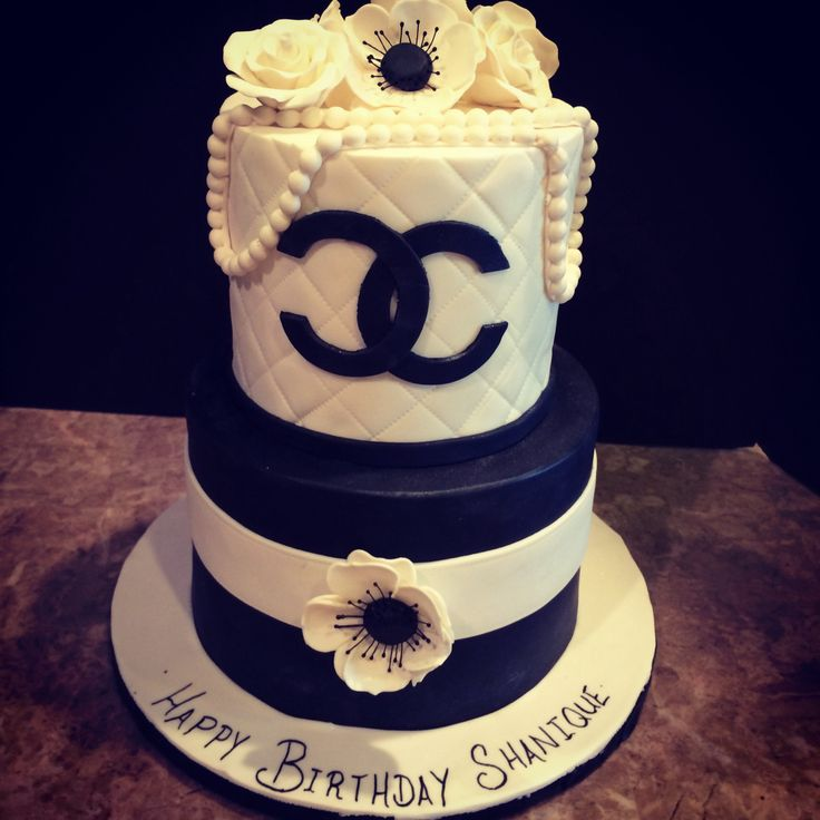 Chanel Nail Polish Cake: 21 Best Images About Birthday Cakes On Pinterest