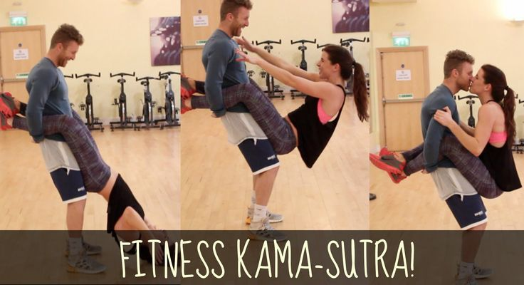 NEW VIDEO! The fitness Kama-Sutra! Fun bodyweight exercises to with friends or the penis in your life :-) I hope you like! http://www.youtube.com/watch?v=dXCCQtAsrww