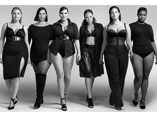 Lane Bryant's #PlusIsEqual Campaign Fights for Fair Representation for Women of All Sizes http://stylenews.peoplestylewatch.com/2015/09/15/lane-bryant-plus-is-equal-campaign-2015/