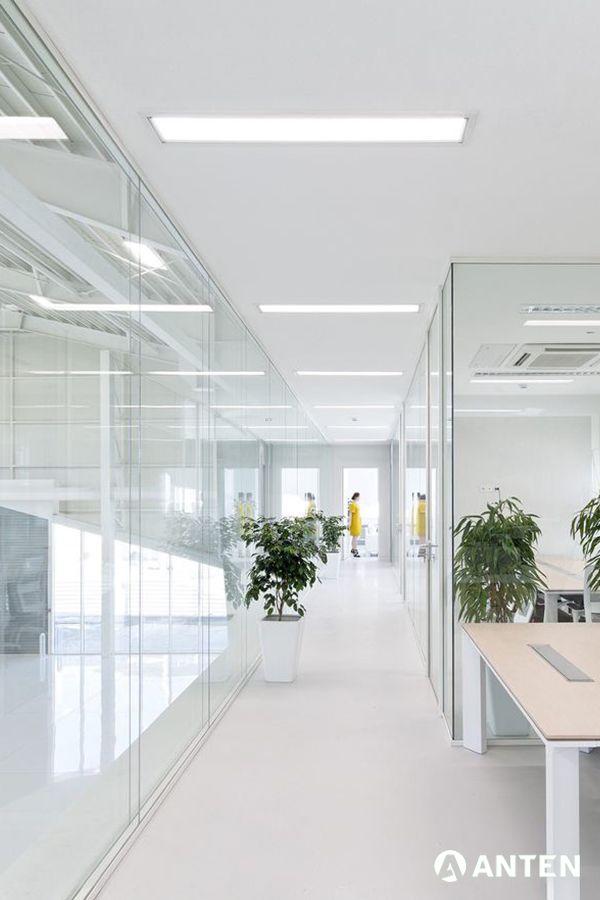 €46.99 Die beste Wahl für Bürobeleuchtung, Anten LED Panel ...