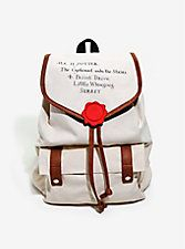 Harry Potter Hogwarts Letter Slouch Backpack - BoxLunch Exclusive,