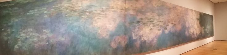 C.Monet; Ninfee; olio su tela; 1914; MOMA,New York. FOTO ORIGINALE.