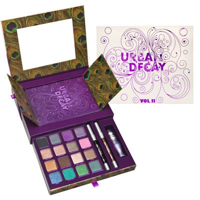 Urban Decay Cosmetics  Best crease free eyeshadow ever. The primer potion is amazing.