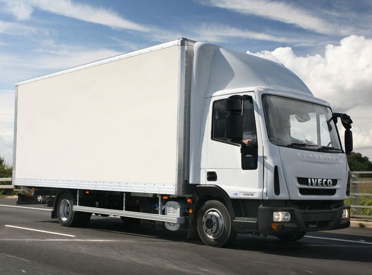 Iveco 7.5t Box Van with Tail Lift
