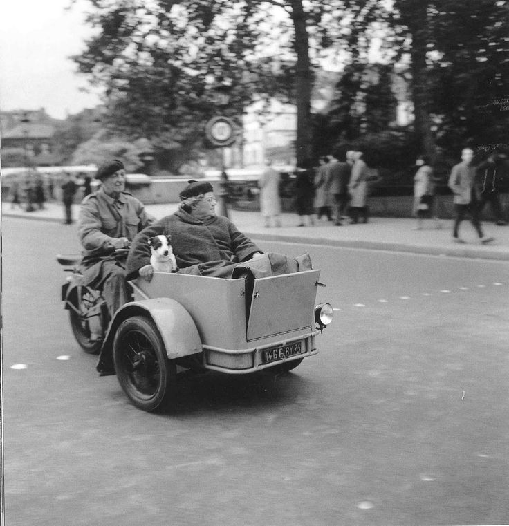 Robert Doisneau, Paris