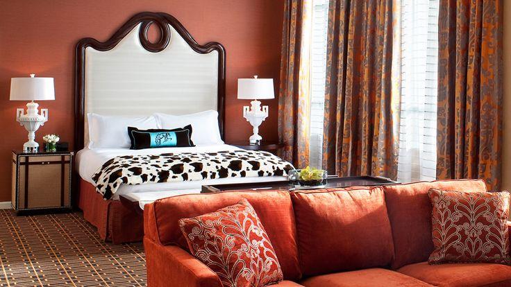 Hotel monaco denver a trendy upscale boutique in for Best boutique hotels denver