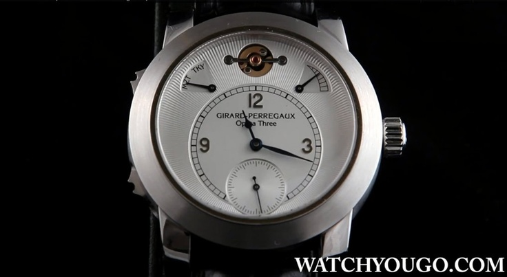 WatchYouGo.com presents the Girard-Perregaux Opera Three → http://wygo.co/Qqy3zp