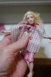 Tarun nuket - Miniature dolls by Taru Astikainen: vaatteet