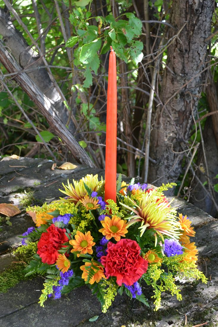 7 best thanksgiving centerpieces flowers images on pinterest honey nougat gillespie florists indianapolis in honey nougat centerpiece is created with one izmirmasajfo
