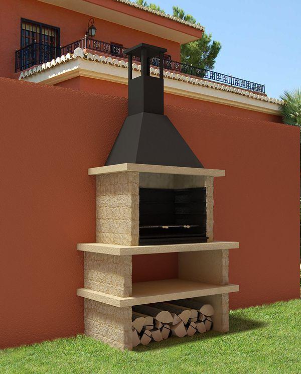 fbrica de barbacoas barbacoas de obra barbacoas de carbon barbacoas de lea barbacoas para jardin hornos de lea