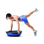 Bosu balance trainer workout and a new Tuesday Trainer video - fitknitchick