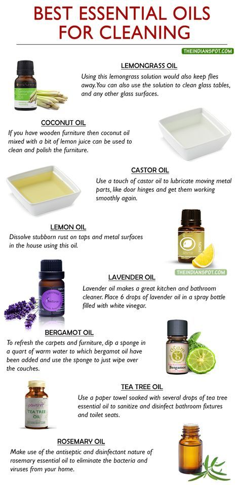 How often do you clean the window glass? The important question, how do you clean them? If you are using commercially available toxic cleansers, you are exposed to their harmful effects frequently! Instead, why not add some healthy oils to your home cleaning routine? Below is a list of top oils that have cleaning powers along with ways to use them: