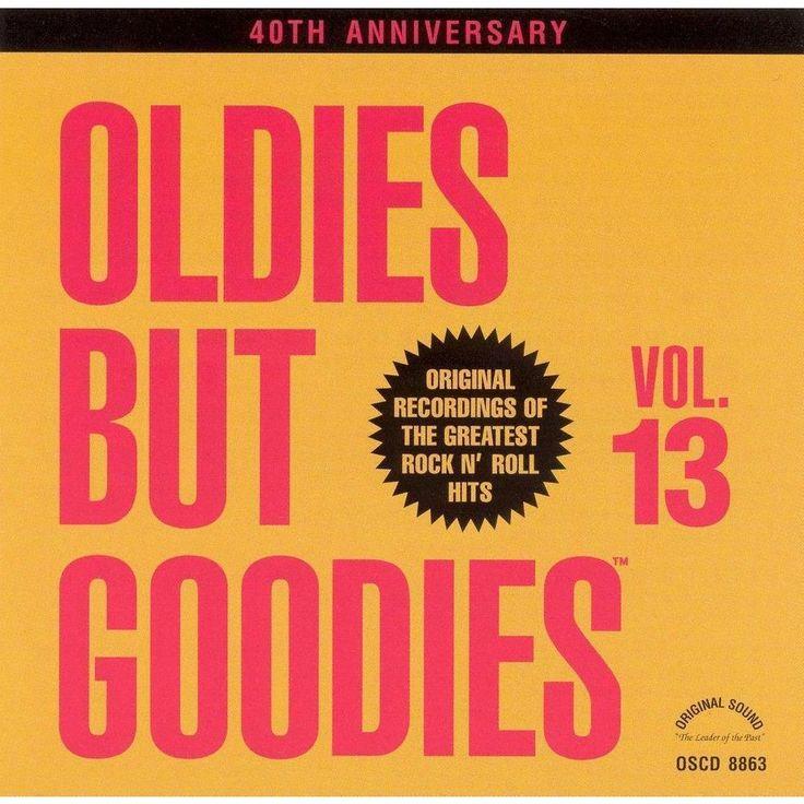 Various Artists - Oldies But Goodies, Vol. 13