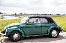 Volkswagen - Beetle Karmann Descapotable - 1303S - 1979