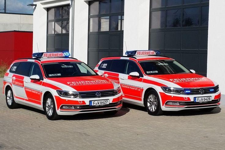 LNA / OLRD - Berufsfeuerwehr Frankfurt am Main