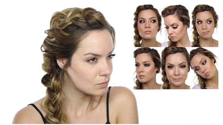 Beachy Hair Braid / French Plait Tutorial | Shonagh Scott | ShowMe MakeUp