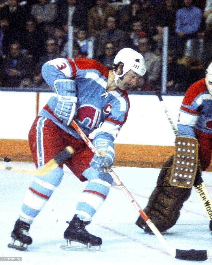 J.C. Tremblay, Quebec Nordiques, 1972-73.