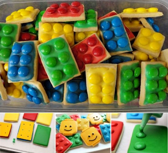 Lego Cookies | The WHOot