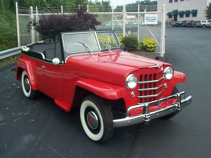 1950 willys jeepster willys jeepster pinterest. Black Bedroom Furniture Sets. Home Design Ideas