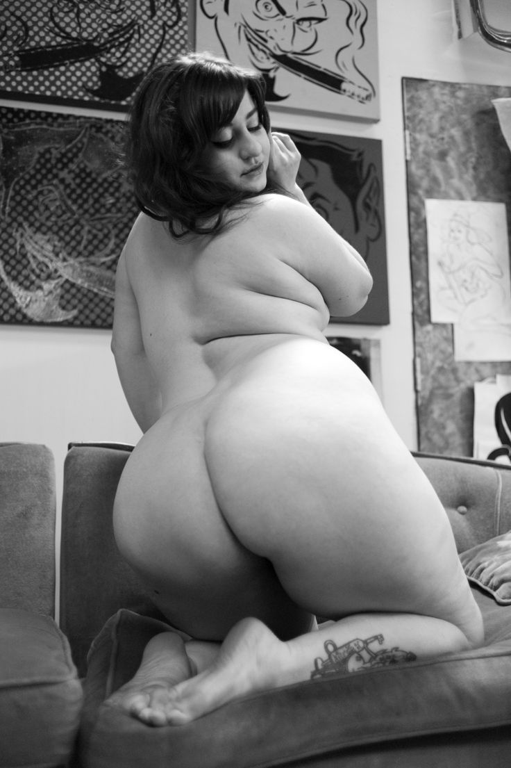 Try Plus size artistic nude