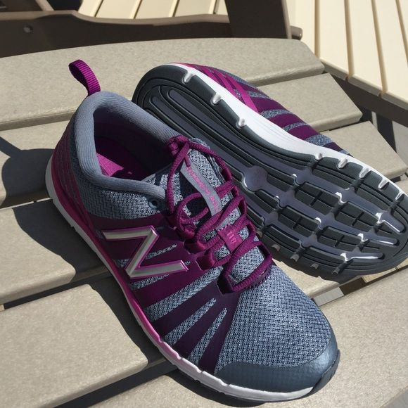 SALE New Balance 811 Trainer NWOT Love these spunky sporty sneakers just too big for me. They have never been worn outside but hope to soon!! And they're comfy too! New Balance Shoes Sneakers