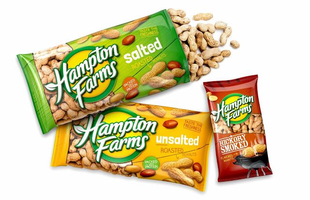 Hampton Farms on Packaging of the World - Creative Package Design Gallery