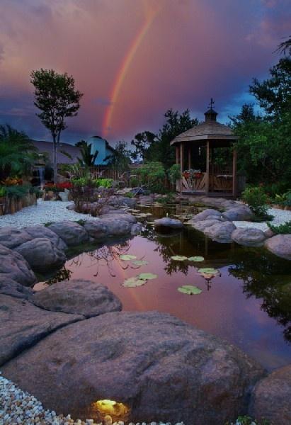 96 best serene scenes images on Pinterest   Backyard ideas ...