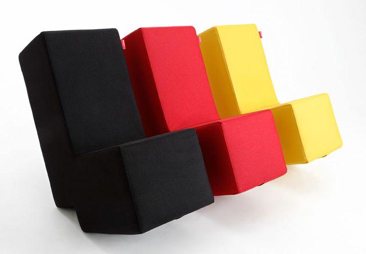Lümmel Pouf Chair Sofa – Vurni