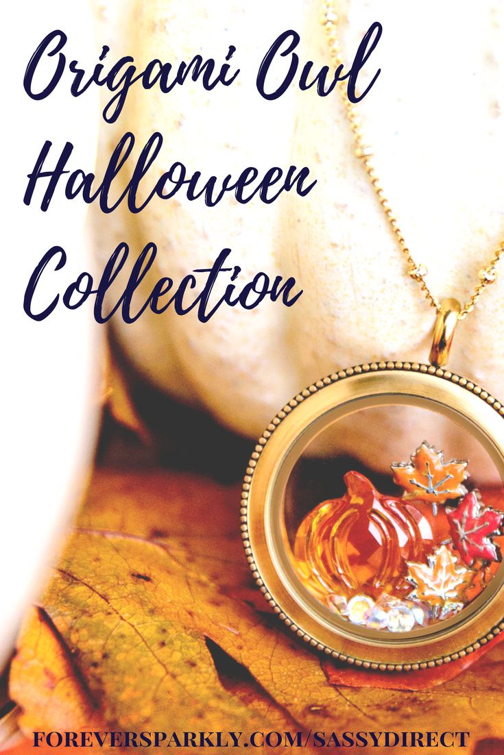 Origami Owl's Halloween Collection. Www.tabithabrown.origamiowl.com