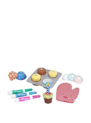25% OFF Melissa & Doug Bake and Decorate Cupcake Set
