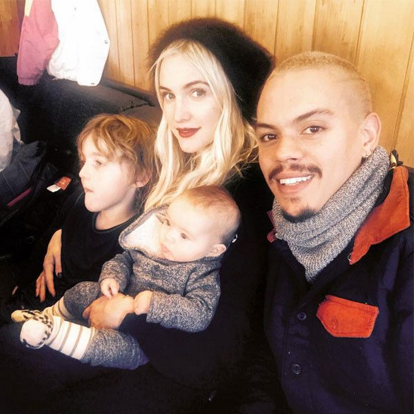 Ashlee Simpson & Evan Ross' Little Family Is the Absolute Cutest While Vacationing in Aspen | E! Online