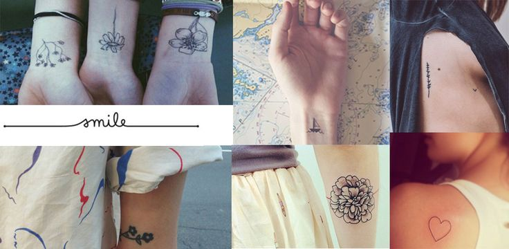 Cute Tiny Tattoos: The Cutest Small Tattoos From Instagram