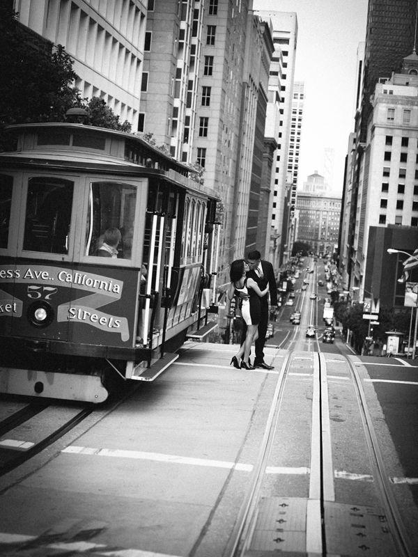 Elizabeth & Jose   San Francisco MOMA Engagement Photography - JC Page Photography
