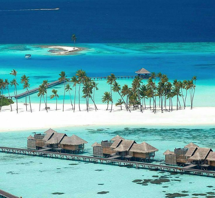 Exotic Vacation Locations You Wish You Could Win a Trip to Gili Lankanfushi #Maldives