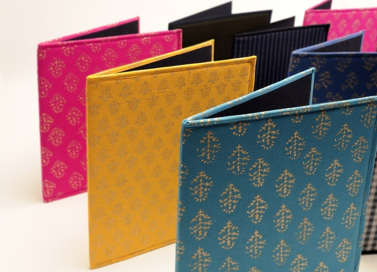 Attractive Fabric Folders ...