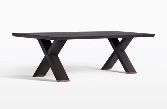 Метки: Кухонный стол, Обеденный стол из массива.              Материал: Дерево.              Бренд: MHLIVING.              Стили: Скандинавский и минимализм.              Цвета: Темно-коричневый, Черный.