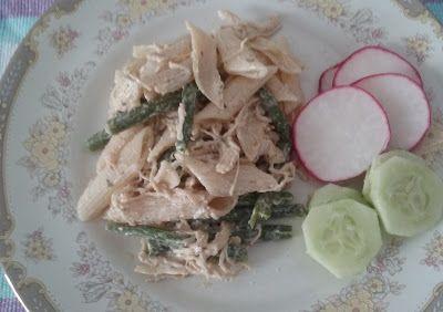 Ipanema Pitanga: Salada de Frango ao Curry com Penne
