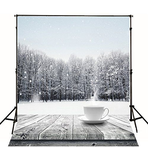 5x7ft Frozen Snow Photography Scenic Backdrops Wood Floor... https://www.amazon.com/dp/B01IN57M68/ref=cm_sw_r_pi_dp_x_ewn.xb49T4ZKF