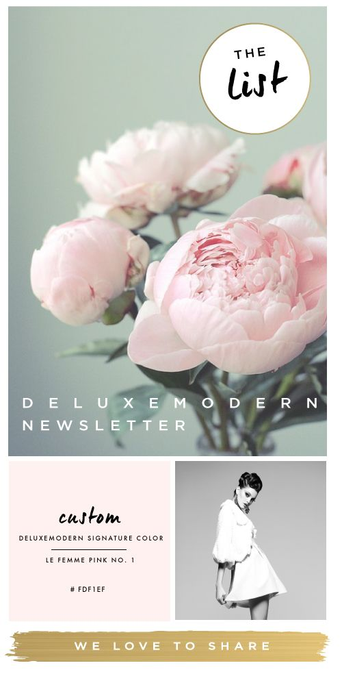 We love to share! Contests, quizzes, new products, classes, free downloads, marketing ideas + sales. Are you on the list?  Sign up for our newsletter by clicking the photo.