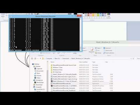 ⇨ Windows 7/8/8.1 Mouse Acceleration fix for first person shooter games w/ ShavedApe - YouTube