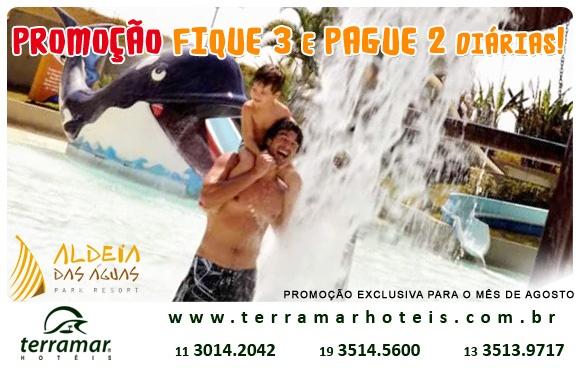Que tal passar o finalzinho do inverno em um parque aquático no Rio de Janeiro, que é sempre calor? O Aldeia das Águas Park tem uma promoção exclusiva para nossos hóspedes no mês de agosto!