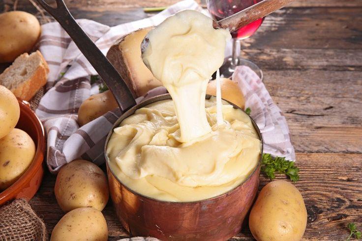 Purè di patate al formaggio