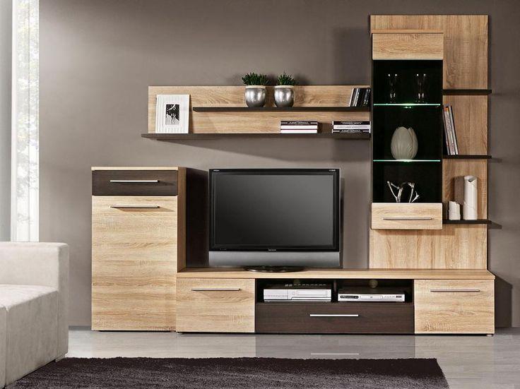 The 25 best Wooden tv cabinets ideas on Pinterest Wooden tv