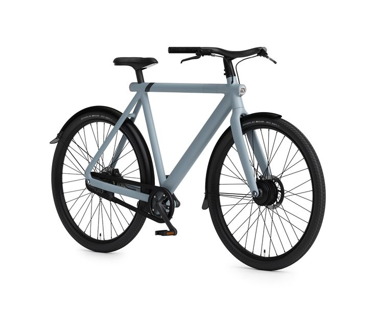 Electric bikes by VanMoof | VanMoof | Electric bike, Bike