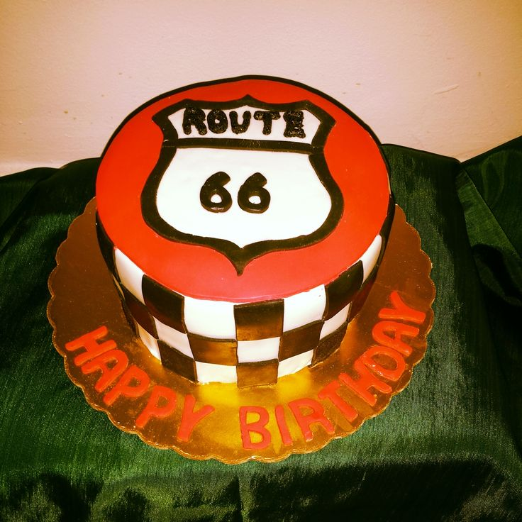 17 Best Images About Route 66 Birthday Bash On Pinterest
