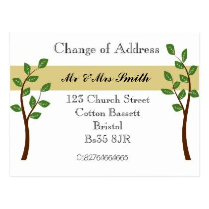 The 25+ best Change address on id ideas on Pinterest Change - print change of address form