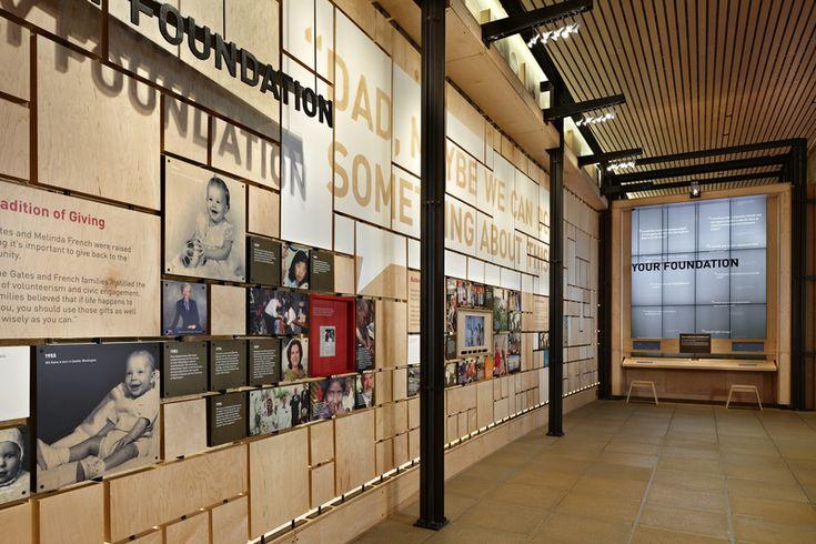 Olson Kundig Architects - Projects - The Bill & Melinda Gates Foundation Visitor Center